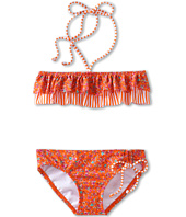 Roxy Kids - Sand Blossom Drawstring Ruffle Set (Big Kids)