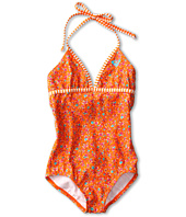 Roxy Kids - Sand Blossom Tiki One Piece (Big Kids)