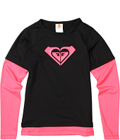 Roxy Kids - Tidal Sail Double Time Rashguard (Big Kids)