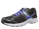 Nike - Dart 10 (Black/Ice Blue/Metallic Silver/Violet Force)