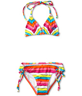 Roxy Kids - Caliente Sun Tiki Tri Set (Big Kids)