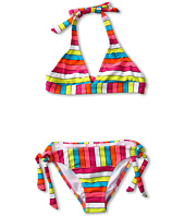 Roxy Kids - Caliente Sun Shore Halter Set (Big Kids)