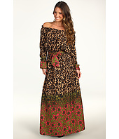 DEPT - Mixed Print Maxi Dress