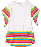 Roxy Kids - Caliente Sun Beach Blanket Shirt (Little Kids/Big Kids)