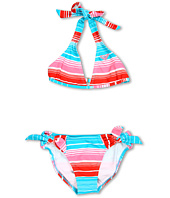 Roxy Kids - Carefree Cruisin' 70's Halter Set (Big Kids)