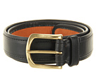 Cole Haan - Binding Belt (Black/Black) - Apparel