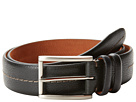 Cole Haan - Center Stitch Belt (Black) - Apparel