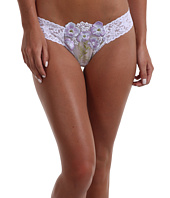Hanky Panky - Embroidered Tulle Low Rise Thong
