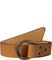 Cheap Cole Haan Double Ring Belt Camello