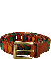 Cole Haan - Multicolor Woven Belt