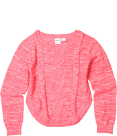 Roxy Kids - Reach Out L/S Pullover Top (Big Kids)