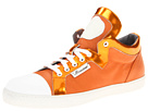 Viktor & Rolf - Low Top Metallic Trainer (Orange/Orange) - Footwear