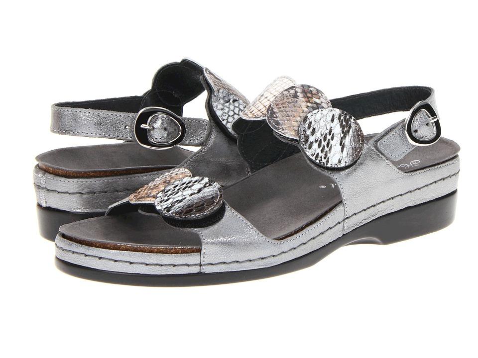 Helle Comfort Tula (Multi Snake) Sandals