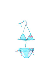 Roxy Kids - Sand Blossom Fixed Tiki Tri Set (Toddler/Little Kids)