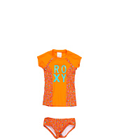 Roxy Kids - Sand Blossom Rashguard Set (Toddler/Little Kids)