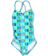 Roxy Kids - Caliente Sun Cross Over Monokini (Toddler/Little Kids)