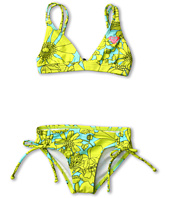 Roxy Kids - Sea Doll Double Tri Set (Toddler/Little Kids)