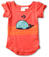Roxy Kids - Turn It Around S/S Tee (Toddler/Little Kids)