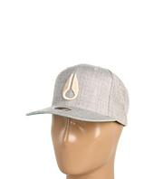 Cheap Nixon Nolan Starter Hat Heather Grey