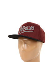 Cheap Nixon Monroe Starter Hat Burgundy Black Grey