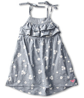 Roxy Kids - Pitter Patter Dress (Toddler/Little Kids)