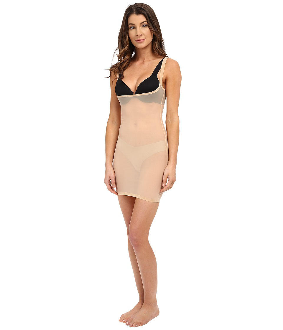 Wolford Tulle Forming Dress (Nude) Women
