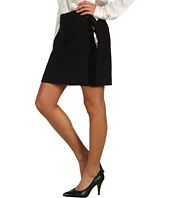 MICHAEL Michael Kors - Sequin Tux Stripe Skirt