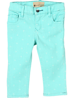 Baby Skinny Rails Denim Infant Water Print Roxy Kids