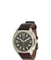 ESQ Movado - 07301408 ESQ Excel™ Leather Strap Watch