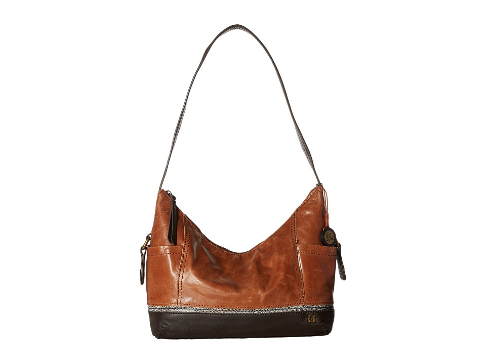 The Sak - Kendra Hobo (Brown Snake Multi) Hobo Handbags
