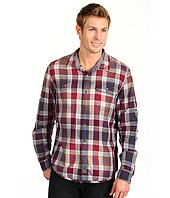 Calvin Klein Jeans - Ramble Plaid L/S Military Shirt