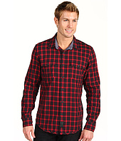Calvin Klein Jeans - Explore Plaid L/S Military Shirt
