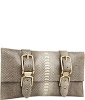 Foley & Corinna - Buckle Clutch Embossed