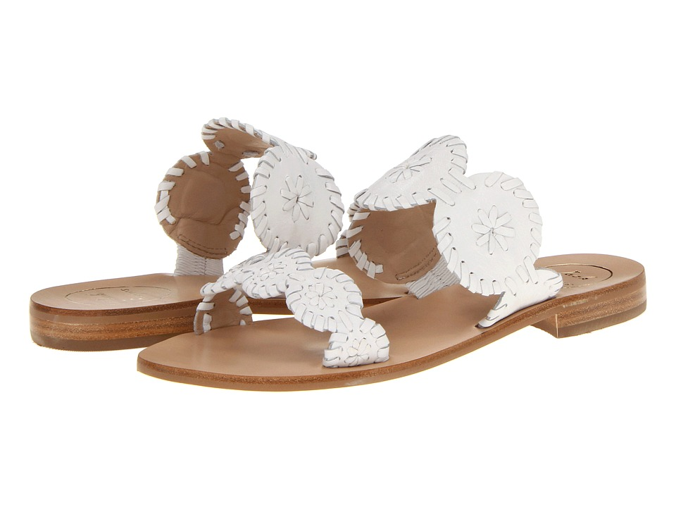 Jack Rogers Lauren (White) Women