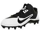 Nike - Alpha Strike 3/4 TD (Black/White/Metallic Silver)