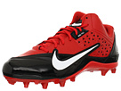 Nike - Alpha Strike 3/4 TD (Black/Challenge Red/White)