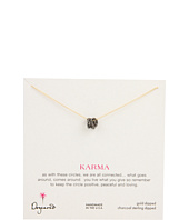 Dogeared Jewels - Small Multi Link Sparkle Karma Necklace