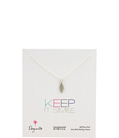 Dogeared Jewels - Keep It Simple Eye Necklace