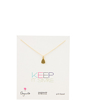 Dogeared Jewels - Keep It Simple Bell Necklace