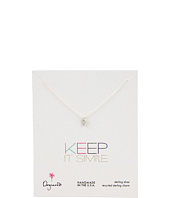 Dogeared Jewels - Keep It Simple Little Lotus Necklace