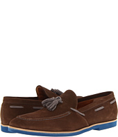 Fratelli Rossetti - Ultra Light Tassle Loafer with Colored Sole