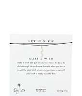 Dogeared Jewels - Make A Wish Let it Slide Necklace