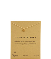 Dogeared Jewels - New Reminder Hugs N Kisses Necklace