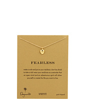 Dogeared Jewels - New Reminder Fearless Necklace