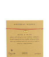 Dogeared - Make A Wish Birthday Necklace