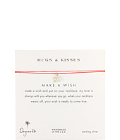 Dogeared Jewels - Make A Wish Hugs N Kisses Necklace