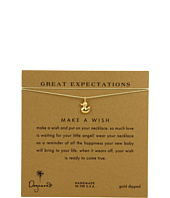 Dogeared Jewels - Make A Wish Great Expectations Necklace