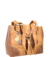 American West - Topeka 3 Compartment Tote