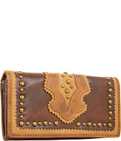 American West - Topeka Flap Wallet