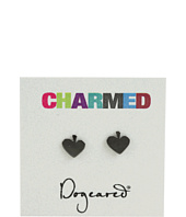 Dogeared Jewels - Charmed Earring Spade